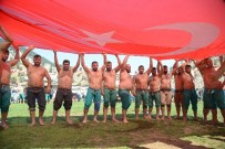 Kızıldağ Karakucak Güreşleri Dayanışma Şölenine Dönüştü