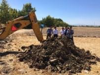 KARAAĞAÇLı - MASKİ'den 3 Mahalleye Yeni Kanalizasyon Projesi