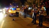 İSMAIL KORKMAZ - Nazilli'de Otomobil Karşıya Geçen Yaşlı Adama Çarptı