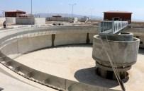 Reyhanlı'da Arıtma Tesisi'nin Yüzde 80'İ Tamamlandı