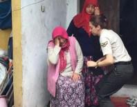 ASKERİ TÖREN - Tunceli'deki Şehit Ateşi Trabzon'a Düştü