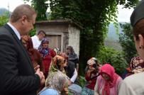ASKERİ TÖREN - Tunceli'den Trabzon'a şehit acısı düştü!