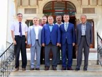 YARGITAY BAŞKANI - Yargıtay Başkanı Cirit, Edremit'te