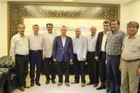 MURAT YILDIRIM - AK Parti Genel Başkan Yardımcısı Ataş'tan Cihanbeyli Belediyesi'ne Ziyaret