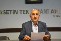 FİKRİ IŞIK - AK Parti Şiran İlçe Başkanı Kara'dan 'Kardeş' İstifası