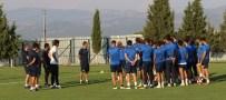 SERDAR KESIMAL - Akhisar Belediyespor'da Galatasaray Hazırlıkları Başladı