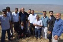 İBRAHİM CİVELEK - Aşağı Aktaş Köylülerin Vefa Hizmeti