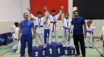 ALI ÖZDEMIR - Bartın'a Karatede 4 Madalya