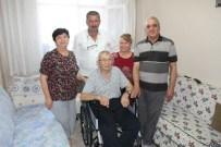 GÖKHAN KARAÇOBAN - Başkan Karaçoban Bir Engelliyi Daha Sevindirdi