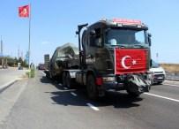 ASKERİ ARAÇ - Baştabya Kışlası'ndan 6 Tank Daha Tekirdağ'a Getirildi