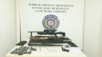 KAR MASKESİ - Binlerce Lira Vurgun Yapan Silahlı Haraç Çetesine Dev Operasyon