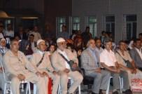 HACI KAFİLESİ - Bitlis'te Son Hacı Kafilesi Salavatlarla Uğurlandı