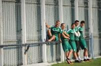 TOMAS SIVOK - Bursaspor'da Yüzler Gülüyor