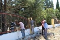 OTOBÜS TERMİNALİ - Büyükşehir Belediyesi'nin Akseki Yatırımları Devam Ediyor
