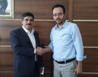 MUSTAFA ASLAN - Cavit Bircan'dan AK Parti Genel Başkan Yardımcısı Aktay'a Ziyaret