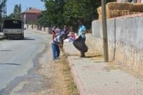 Çekerek Belediyesinden Çevre Temizliği