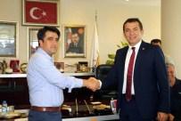 EMPERYALIZM - CHP Mersin İl Yönetiminden, AK Parti İl Yönetimine Ziyaret