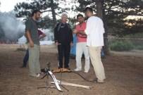 FEN BILGISI - Derbent'te Bilgehane Doğa Kampı Kuruldu