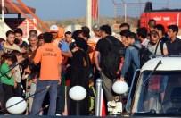 Dikili'de 54 Göçmen Kurtarıldı