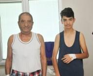 LİSE ÖĞRENCİSİ - Emekli Albay Ve Öğrencinin Yolları Ameliyathanede Kesişti