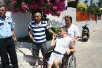 ENGELLİ GENÇ - Engelli Gencin Marmaris Tatili Kabus Oldu