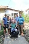 KALKıM - Engelli Vatandaşa Akülü Sandalye Hediye Edildi