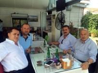 HALIL ÜNAL - Eskişehirspor Başkanı Ünal'dan Birlikspor'a Ziyaret