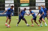 CAN BARTU - Fenerbahçe, Grasshoppers Maçının Hazırlıklarına Başladı