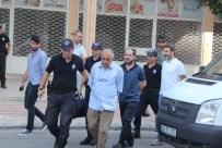 MURAT KAHRAMAN - FETÖ Zanlısı Eski AK Parti İl Başkanı Adliyeye Sevk Edildi