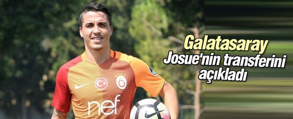 Galatasaray, Josue'nin transferini açıkladı