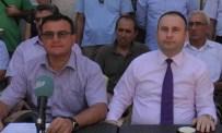 TÜRK MÜHENDIS VE MIMAR ODALARı BIRLIĞI - Gaziantep-Kilis Tabipler Odası Saldırıyı Kınadı