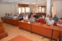 İŞ SAĞLIĞI - Hakkari'de Belediye Personeline 'İş Güvenliği' Eğitimi