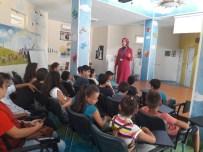 Kartepe Bilgi Evi Öğrencileri, Çocuk Hakları Okulunda