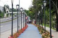 Kırşehir'in Prestij Projesi Yeşil Bant