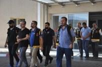 Manisa'da 5 Kişi FETÖ'den Tutuklandı