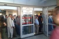 İSMAIL ÇEVIK - Mardin Devlet Hastanesi'nde Sıra Kuyruğu