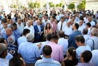CEMAL YıLDıZER - Mersin'de 'Demokrasi Kavşağı Bat-Çık Projesi'nin Temeli Atıldı
