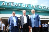 Metro İstasyonuna Bursaspor Adı Verildi