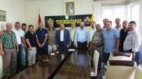 ANAYASA KOMİSYONU - Milletvekilleri Tekirdağspor İçin Kolları Sıvadı