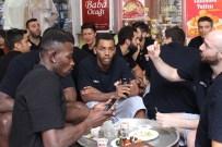 KIMYA - Muratbey Uşak Basketbol Takımı Hazırlıklarına Devam Ediyor