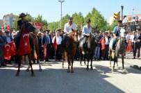 MEHMET ÇIFTÇI - Şapka Ve Kıyafet İnkılabı Kutlamaları, Kortej Yürüyüşüyle Başladı