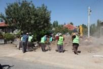 Seydişehir'de Ketenli Ve Bostandere Mahallesine Park