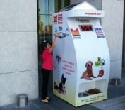 Sokak Hayvanları Belediyenin Atık İstasyonlarıyla Doyacak