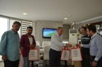 MEHMET SEKMEN - Taşkesenligil, Başarılı Off-Roadçuları Kutladı