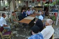 ALI ARSLANTAŞ - Vali Arslantaş, Bayırbağ Ve Karakaya Köylerinde İncelemede Bulundu