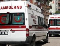 VAN YÜZÜNCÜ YıL ÜNIVERSITESI - Van'da terör saldırısı