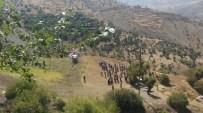 İNLICE - Yaralıya Ambulans Helikopter Müdahale Etti