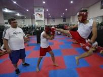 BOKS - Yeni Sporcular Haliliye Belediyesi İle Yetişiyor
