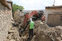 KOÇYAZı - Yunak'ın 6 Mahallesine 157 Kilometre Kanalizasyon Şebekesi