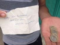 NAMAZ VAKTİ - Acelle Yaylası'nda Namaz Kılan Vatandaşın Bıraktığı Not Duygulandırdı